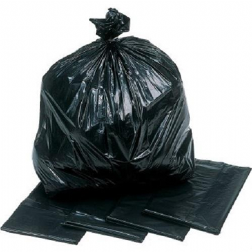 Refuse Sacks - Heavy Duty - Black<br>Size: 457x737mm (18x29ins)<br>Pack of 200